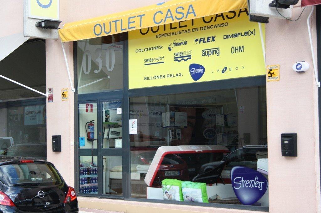 Tienda Outlet Casa Las Rozas Europolis