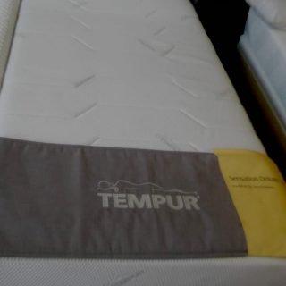 Colchón Tempur en liquidacion