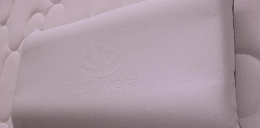 Liquidación almohada viscoelástica aloe vera: Antes 60€ ahora 30€