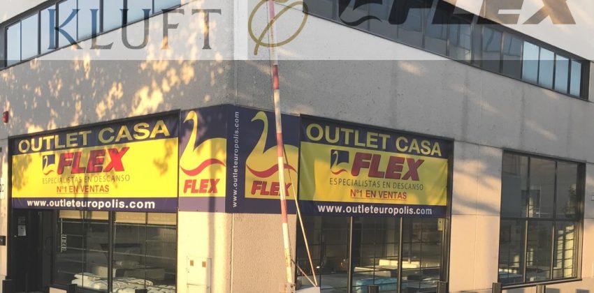 Inauguración nueva tienda Outlet Casa en San Sebastián de los Reyes