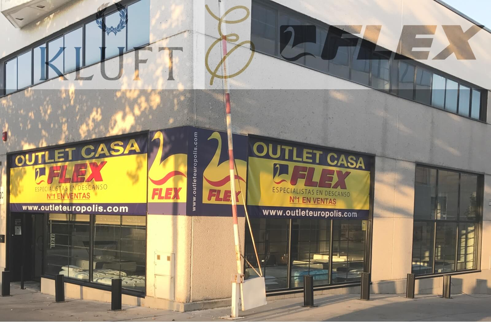 Outlet europolis ofertas permanentes en bases y for Casa outlet