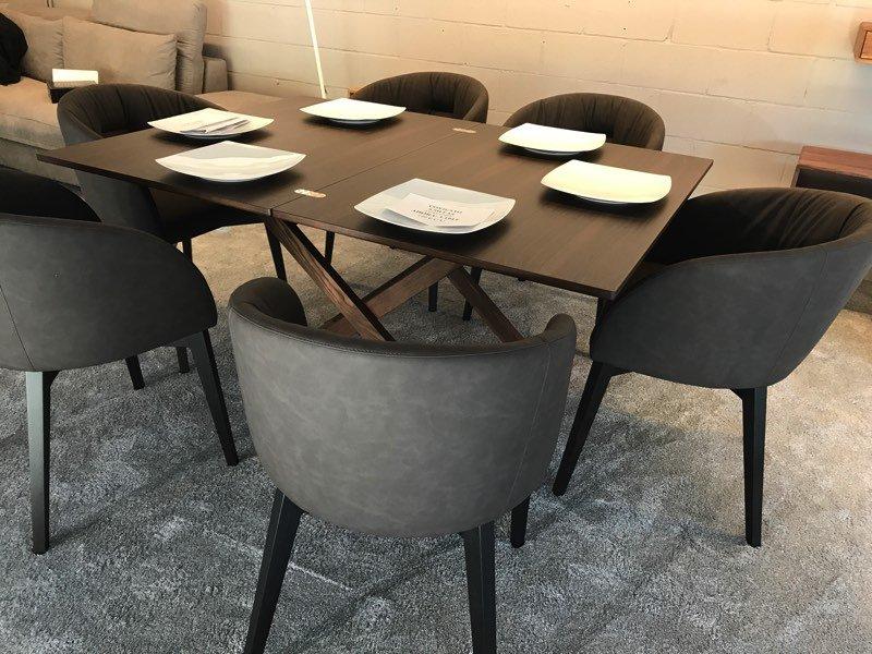 Liquidación mesa comedor Calligaris - Outlet Casa