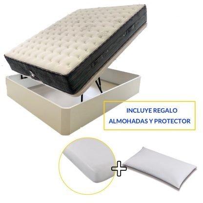 Oferta pack colchón Flex Nimbus con canape