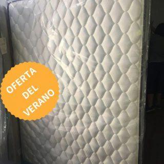 oferta colchón flex con canapé por 439 euros