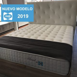 Colchón Sealy Cloud 2019
