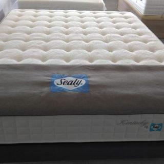 Colchón Sealy Kentucky en liquidación en outlet casa factory en San Sebastián de los Reyes