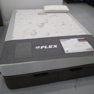 Colchón Flex WbX 800 Visco Exposición
