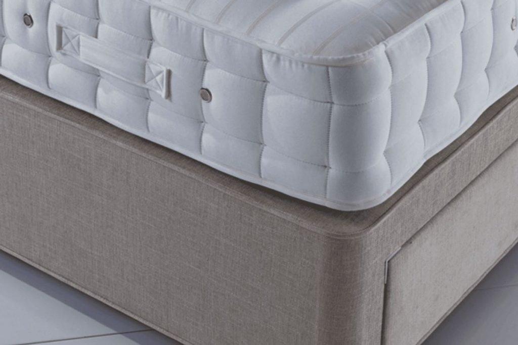 colchon hypnos affinity wool en colchoneria outlet casa
