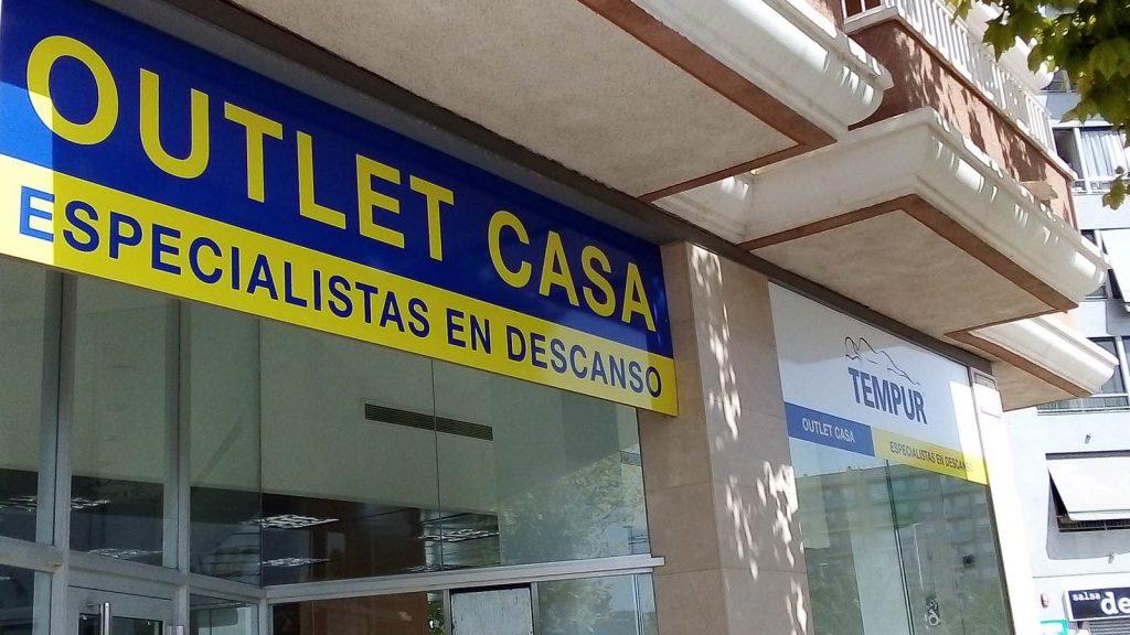 Tienda Outlet Casa Elche