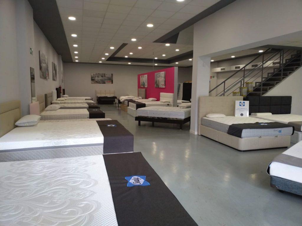 Interior tienda outlet casa Factory San Sebastián de los Reyes