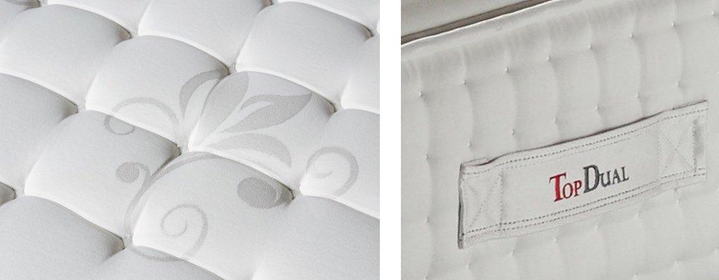 Tapicería colchón SB Descanso Top Dual