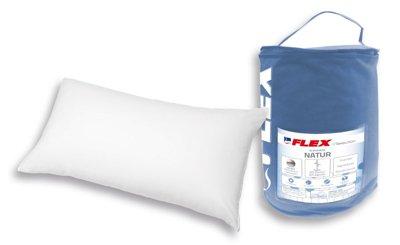 Almohada de fibra Flex Natur en Outlet Casa